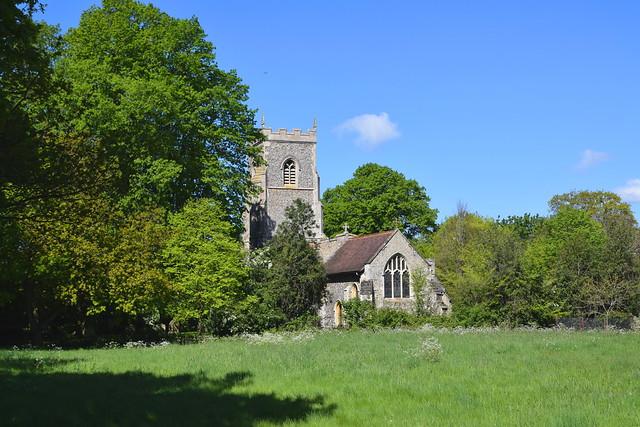 Bradfield St George