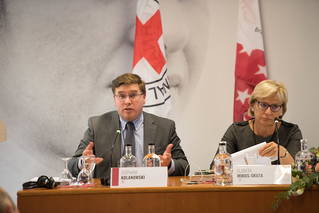 20th Bruges Colloquium in cooperation with the International Committee of the Red Cross (ICRC)