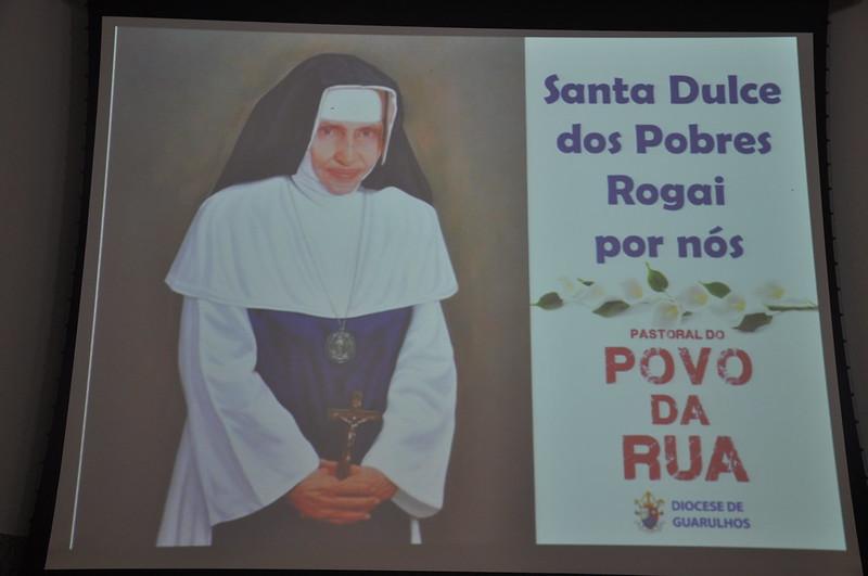 Missa em ação de graças pela canonização de Irmã Dulce