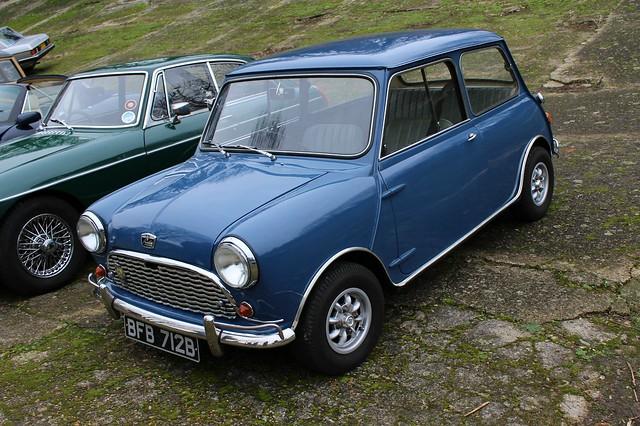 300 Austin Mini (Cooper S) Mk.I (1964)