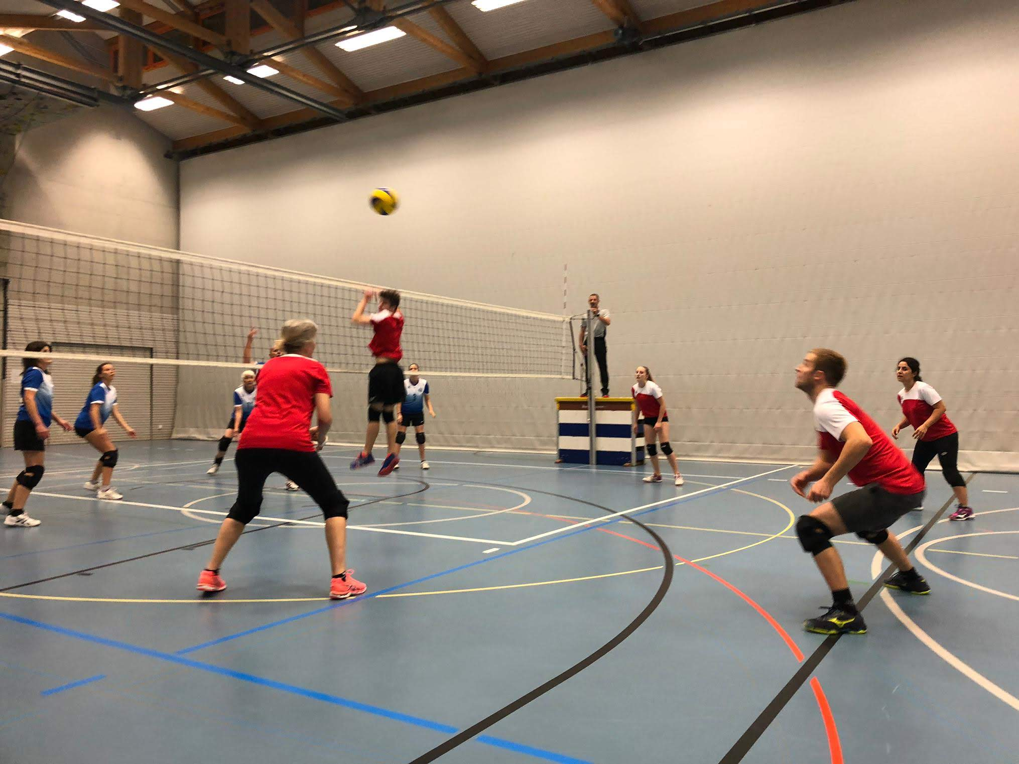 Match Volley Seetal Mixed