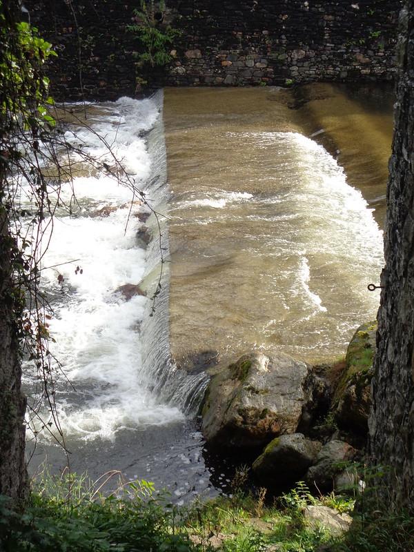 Saltos de agua Urumea