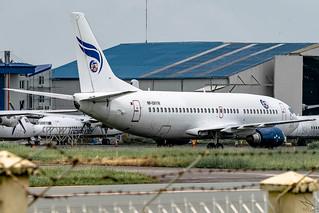 PSI Air - Boeing 737-348(QC) / RP-C8110 @ Clark