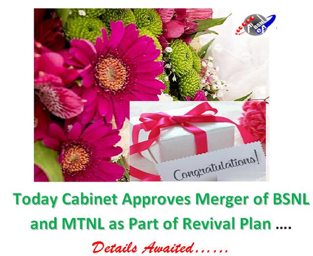 BSNL Revival Plan