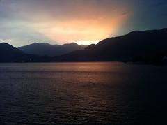 Lago d'Iseo, da Pisogne (Brescia, Italy), 2013