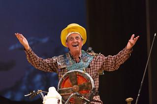 Emilio Delgado in Quixote Nuevo