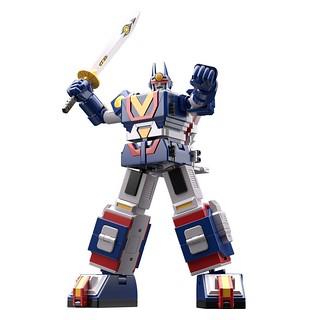 正義烈日光輝再現!SUPER MINIPLA《太陽戰隊》太陽火神機器人 美洲虎火神號(太陽合体サンバルカン ビッグスケール ジャガーバルカン)