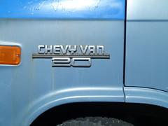 Chevy Van 20