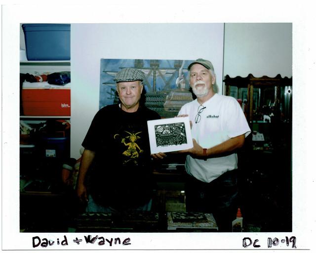 David & Wayne