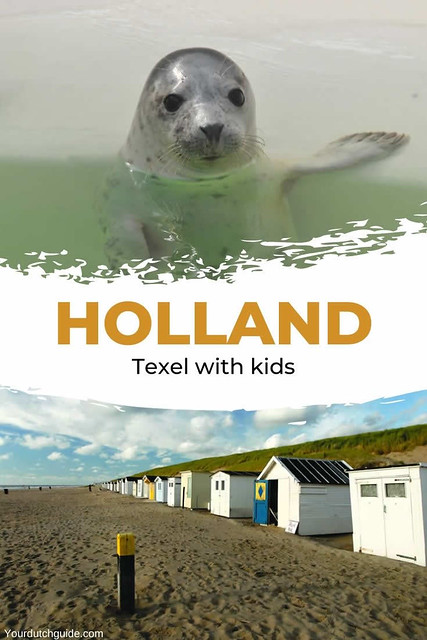Texel with kids | The Netherlands: what to do on Texel with kids? Check out the top tips!