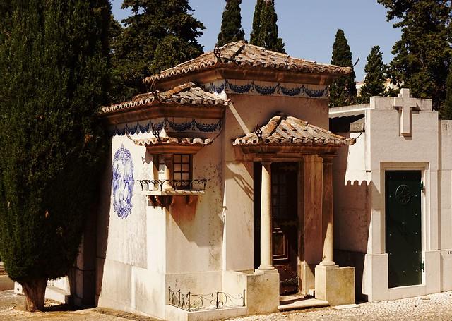 Capela do Enterro em Cemitério dos Prazeres