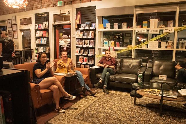 Banned Books Week Open Mic—Denver, CO