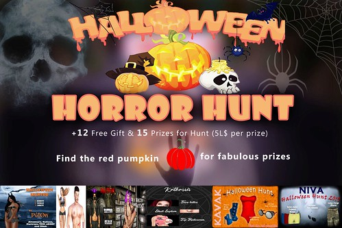 Halloween Horror Hunt