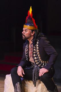 Hugo E. Carbajal in Quixote Nuevo