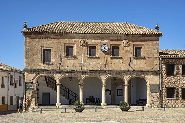 Ayuntamiento  de Alarcón (Cuenca)