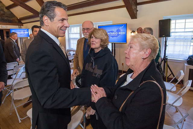 Governor Cuomo announces $49 million to advance 20 projects in Niagara and Orleans counties as part of the first round of funding under the Lake Ontario Resiliency and Economic Development Initiative (REDI)