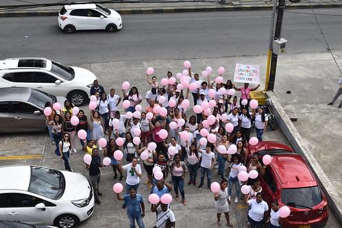 Caminata Rosa C.R. Buenaventura