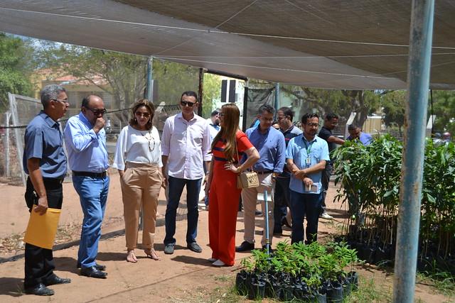 23-10-2019-Prefeita Rosalba visita feira de Ciência na UFERSA - Luciano lellys (26)