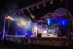 Moonsplash, Anguilla, British West Indies.