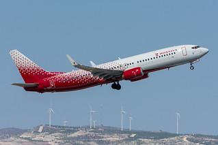 VP-BOD - Rossiya Russian Airlines - Boeing 737-8LJ(WL)