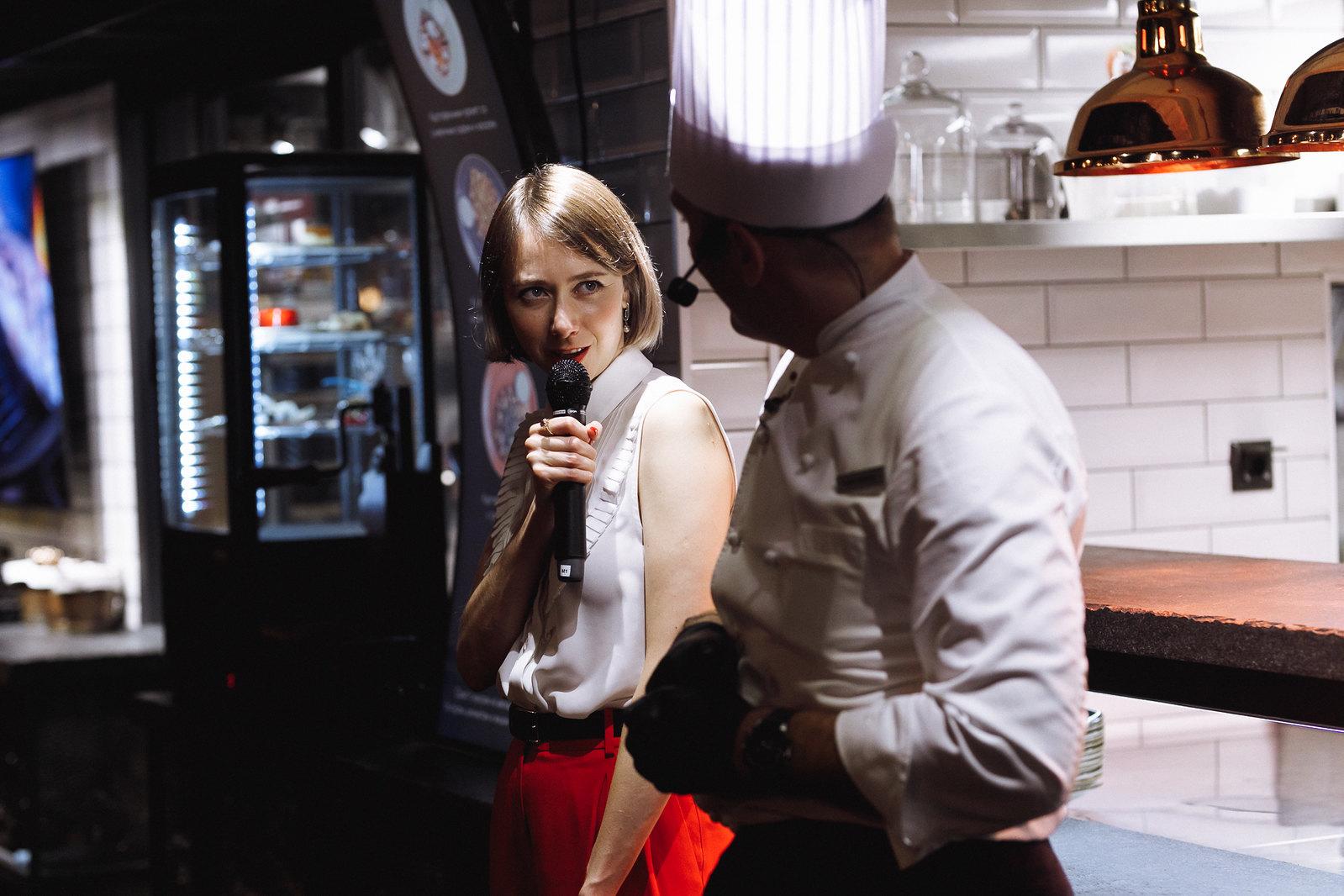 Ужин от шеф-повара Антона Каленика в AnimalFarm с marusimba1-129