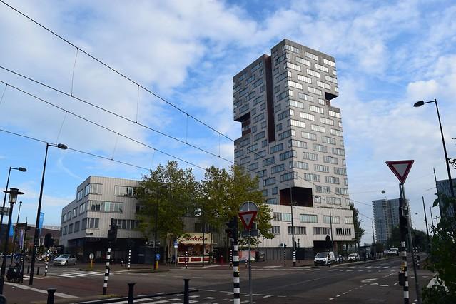 kruispunt C. van Eesterenlaan - J.F. van Hengelstraat - Oostelijke Handelskade - Fred Petterbaan