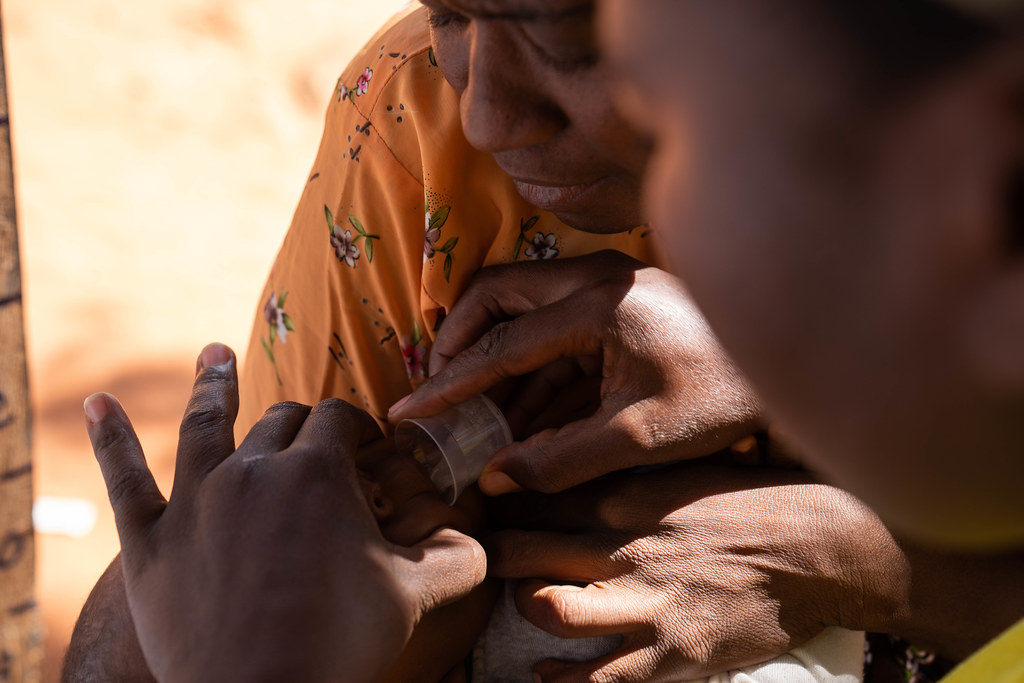 Fighting Trachoma in Mozambique