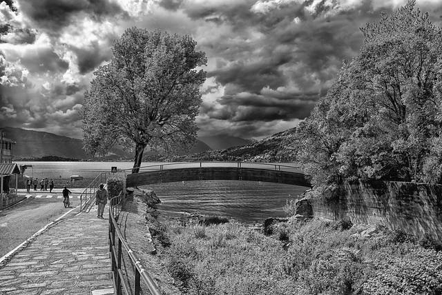 Caldè, Lago Maggiore