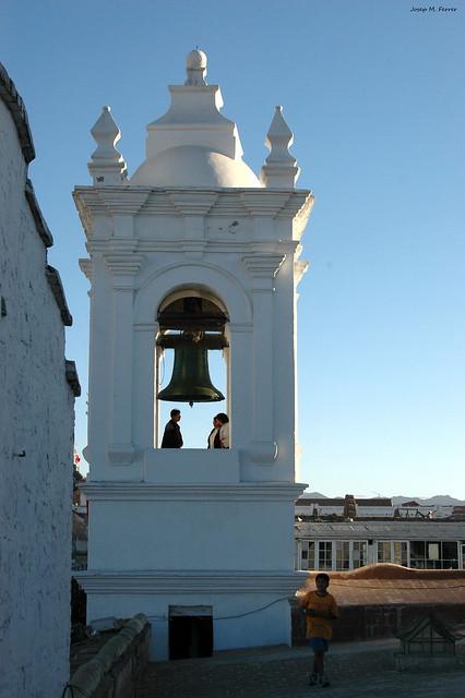 CATEDRAL DE SUCRE (Bolívia, agost de 2006)