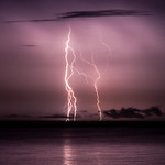 8. Märts 2019 - 13:23 - Thunderstorm, seen from Fannie Bay Foreshore, Darwin, Northern Territory, Australia