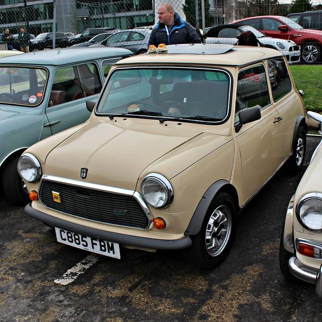 301 Austin Mini Mayfair Mk.V (1985)