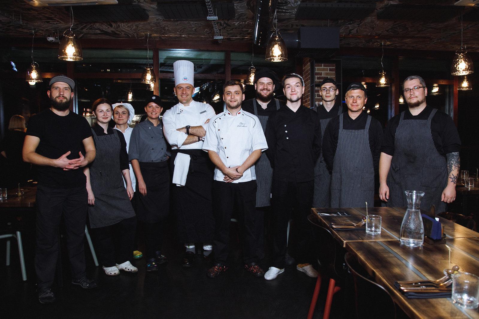 Ужин от шеф-повара Антона Каленика в AnimalFarm с marusimba1-44