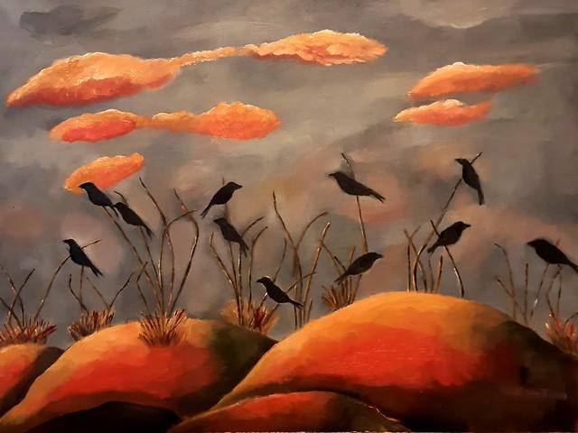 פרידה פירו frida piro  ציירת ישראלית אמנית עכשווית מודרנית ריאליסטית ירושלמית הציירת הישראלית העכשווית הריאליסטית הירושלמית ציורי נוף ציורי נופים