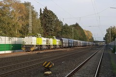 CCW 275 833 (G1206) & 275 829 (G1206) mit Falns abgestellt