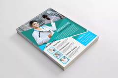 DOCTORS FLYER DESIGN