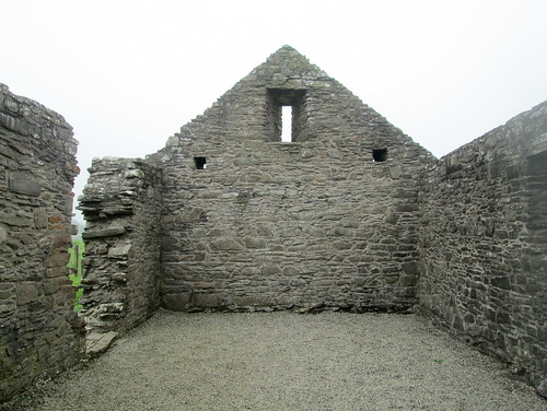 St Ninian's Chapel Interior, Isle of Whithorn,