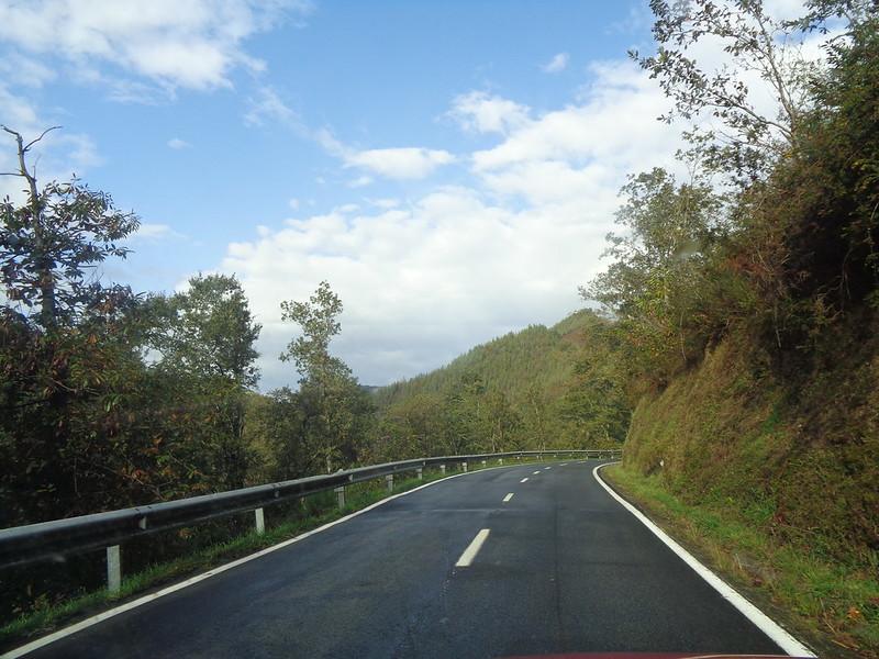 Carretera del Urumea