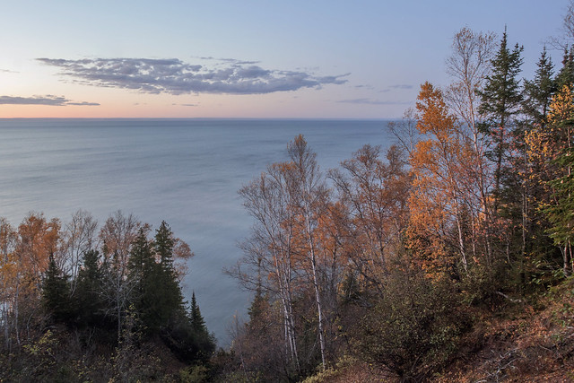 Autumn Along Lake Superior