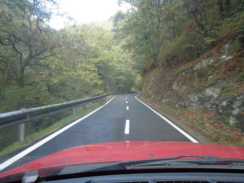 Carretera a Goizueta