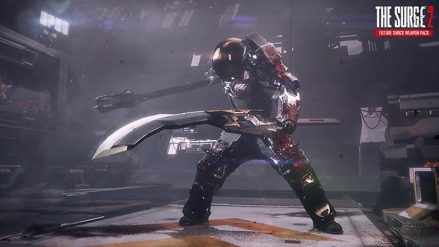 TheSurge2_FutureShock_WeaponPack_01