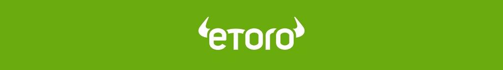 eToro banner logo
