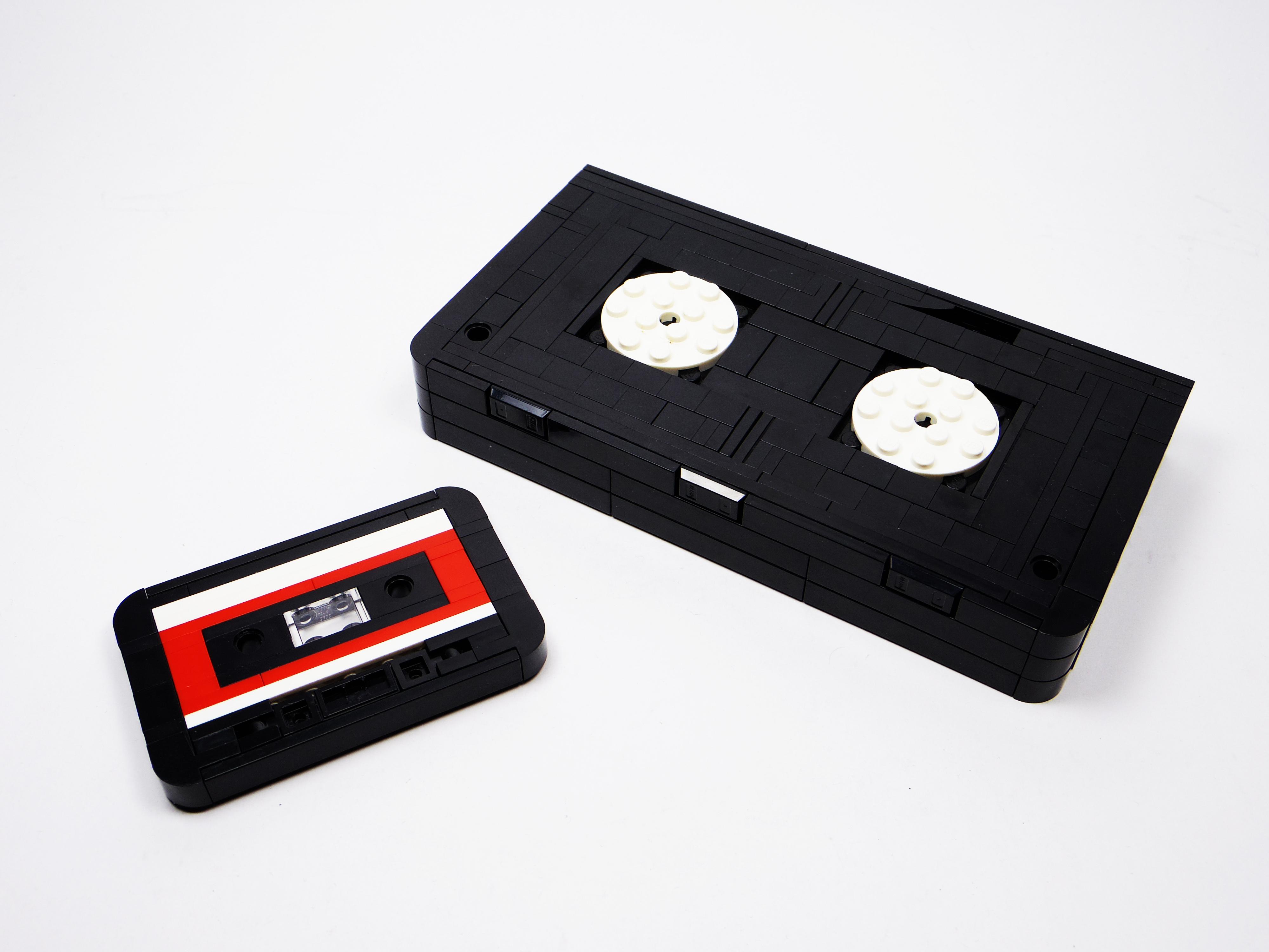 FD&Videotape&Audio Tape