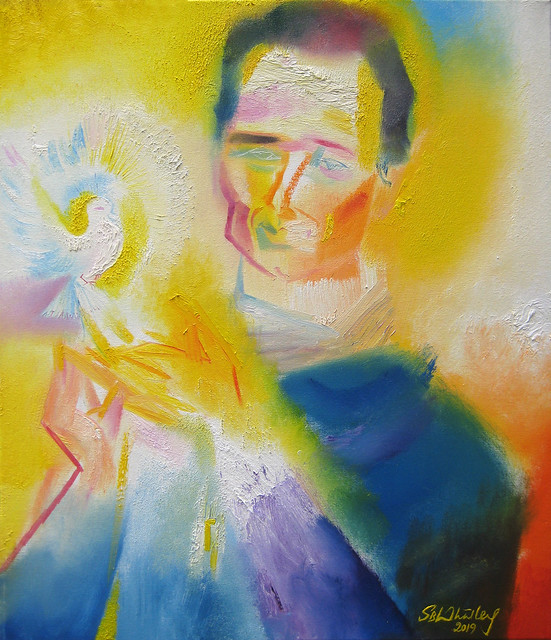 Blessed Francis Xavier Seelos - 200th Anniversary Tribute 2019 by Stephen B. Whatley