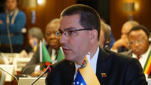 Canciller Jorge Arreaza participa en la reunión del Comité Ministerial del Movimiento de Países No Alineados sobre Palestina