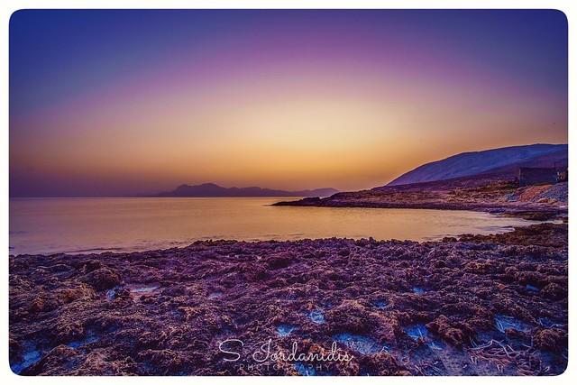 Sunrise, Kasos Island