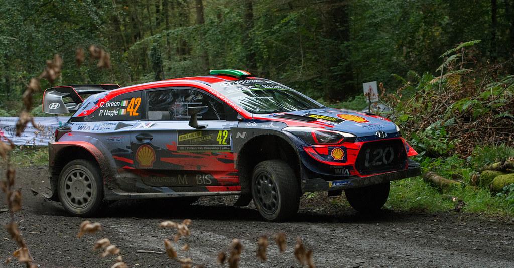 Hyundai i20 Coupe WRC - Breen