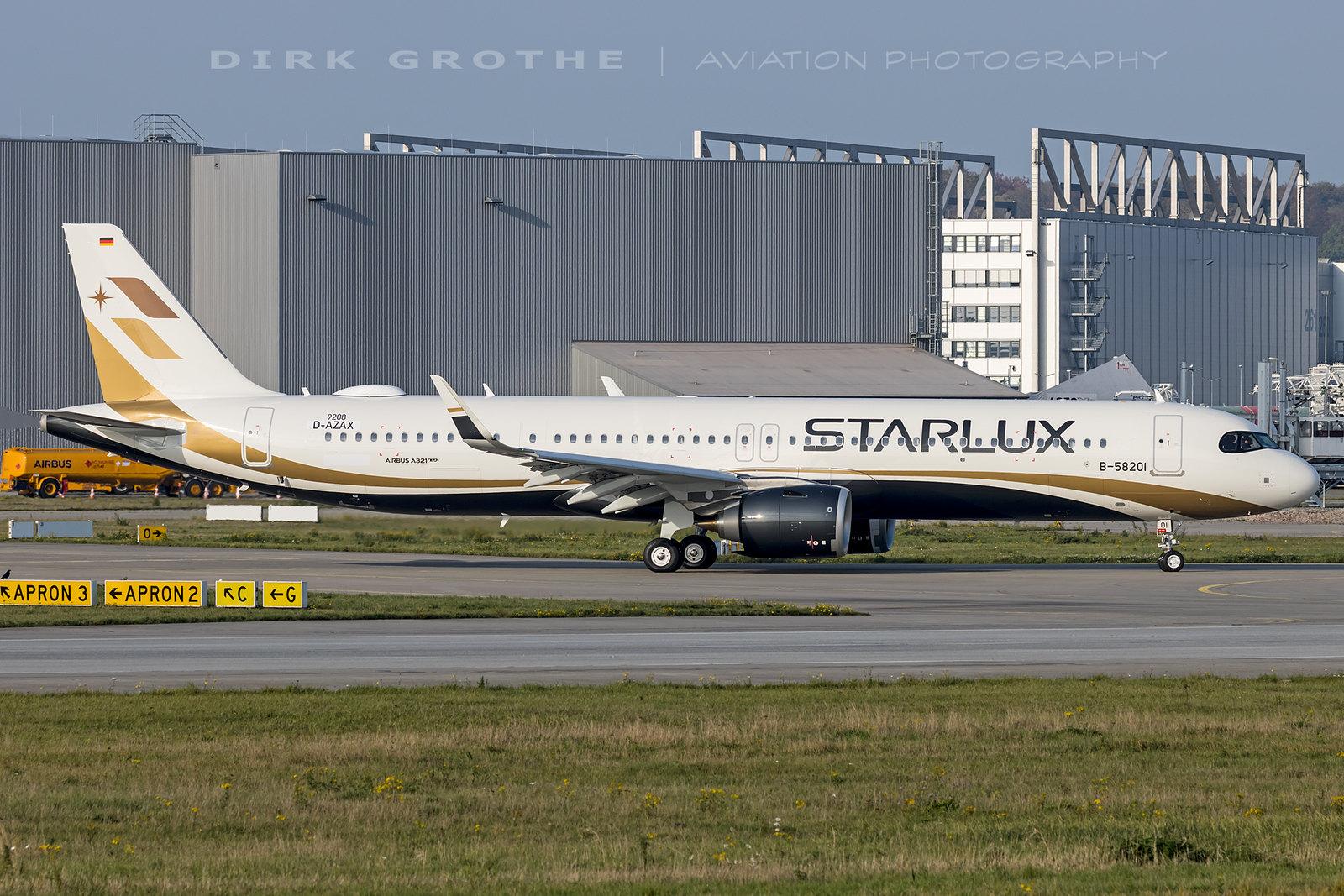 Starlux_A321neo_B-58201_20191023_XFW-2