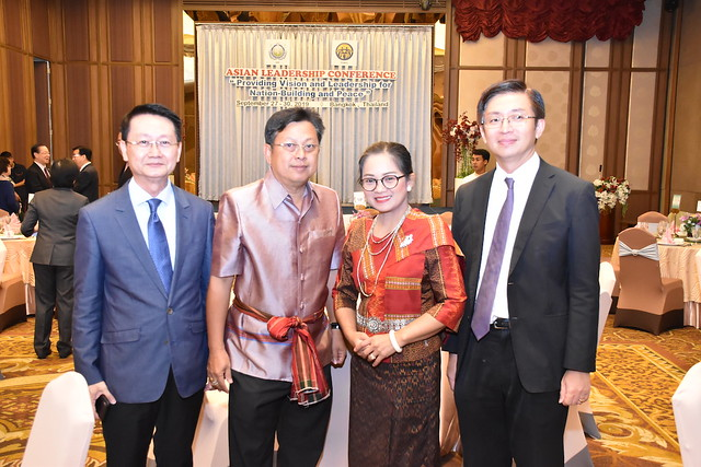 Thailand-2019-09-29-More Than 100 Asian Leaders Gather in Thailand for UPF Conference
