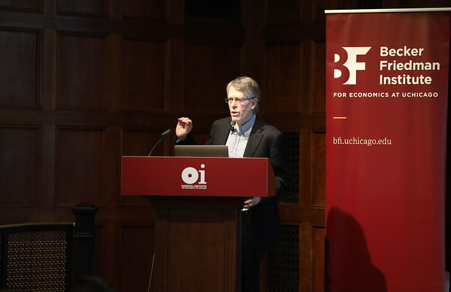 Becker Brown Bag – Climate Change: Uncertainty and Economic Policy