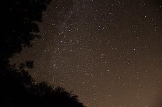 Andromeda and Cassiopeia